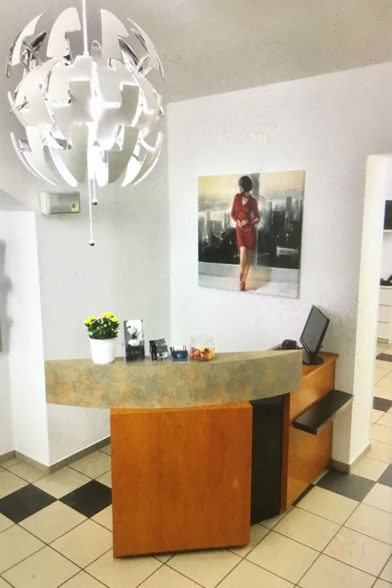 Friseur-Salon Dresden-Südvorstadt « Coiffeur Lamoé in Dresden